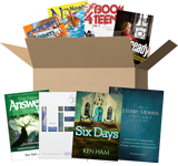 Ken Ham 35 Book Collection