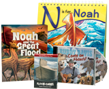 Ark Encounter Vacation Roadtrip Pack