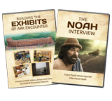 The Noah Interview and Building the Exhibits of Ark Encounter Combo
