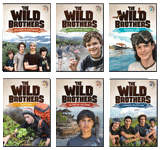 The Wild Brothers Adventures 1-6