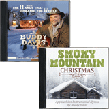 Buddy Davis Christmas CD Combo