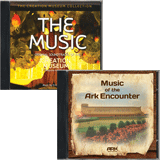 Music of the Ark Encounter & Creation Museum Combo: CD Combo