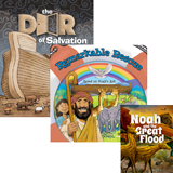 The Door of Salvation and Noah's Ark Combo