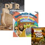 The Door of Salvation and Noah's Ark Combo