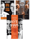 Nye/Ham Two Debate Pack