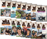 The Wild Brothers Adventures 1-8 DVD and Download Combo