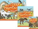 My Giant Dinosaur Fun Pack