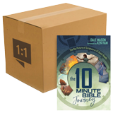 The 10 Minute Bible Journey: Case of 10