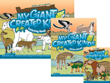 My Giant Created Kinds Fun Pack