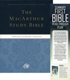 The MacArthur Study Bible - ESV: With Bookmark