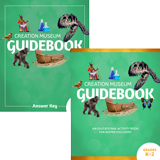 Creation Museum Educational Guide - Grades K-2 Set