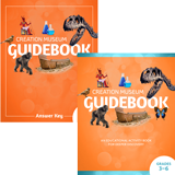 Creation Museum Educational Guide - Grades 3-6 Set