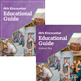 Ark Encounter Educational Guide - Grades 7-Adult Set
