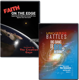 Universe Battles & Faith on the Edge Combo