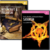 World Religion Conference: Satanism, Witchcraft & Paganism: DVD Pack
