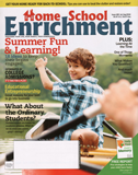 Homeschool Enrichment: 1 year, 6 issues