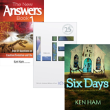 The Core—Ken Ham 3-Book Pack: Book Pack