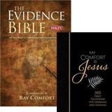 My Comfort is Jesus and Bible Combo