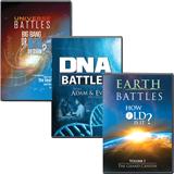 Earth, Universe & DNA Battles DVD Combo