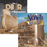 Noah's Ark Books For Kids Combo