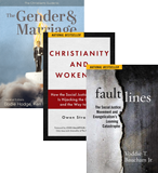 The Gender & Marriage War, Fault Lines, & Christianity and Wokeness