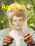 Answers magazine: US 1-year print gift