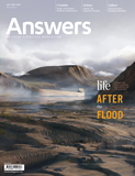 Answers magazine: US 1-year print + digital
