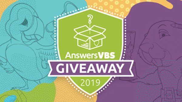 VBS Giveaway