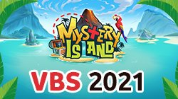 Answers VBS: Mystery Island