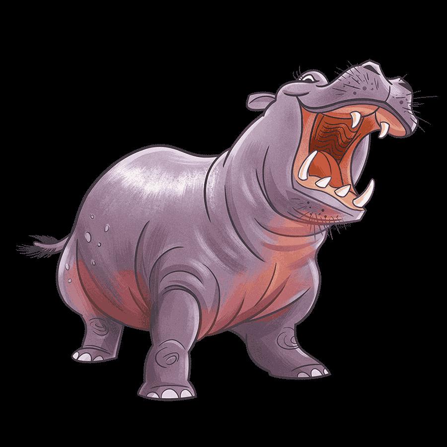 Kiboko the Hippo
