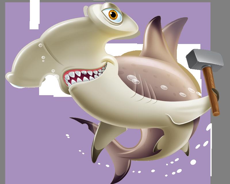 Hammerhead Shark Hammer