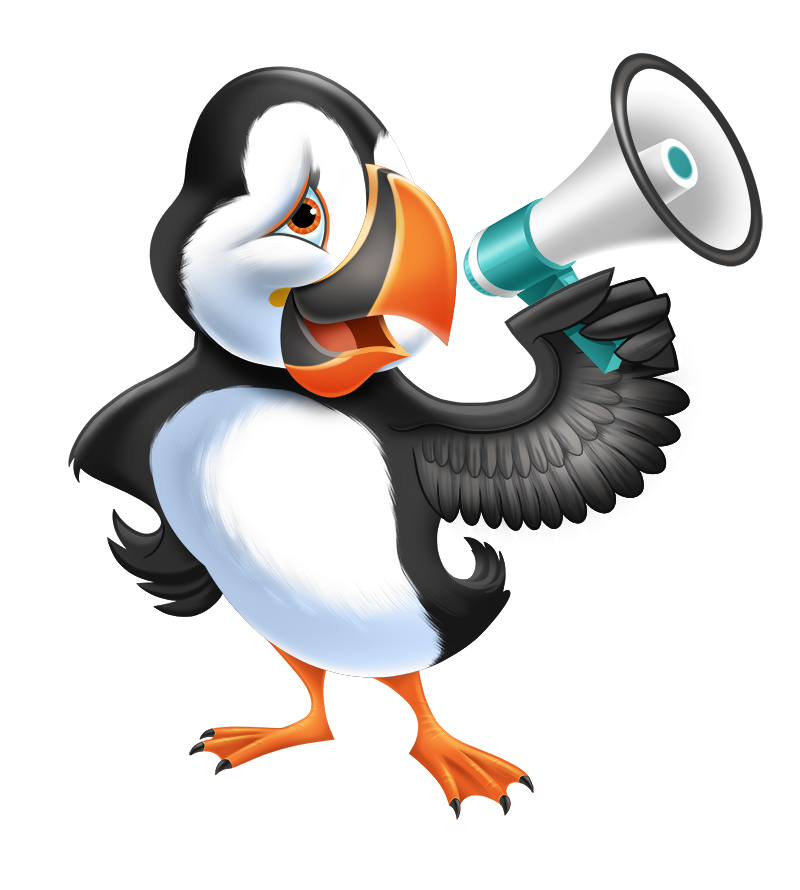 Puffin Piers