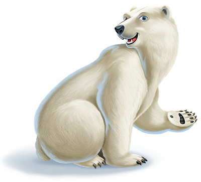 Blizzard the Polar Bear