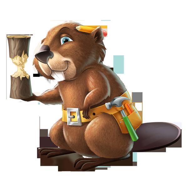 Bucky the Beaver