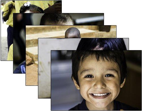 Time Lab Child Color Images 720x480