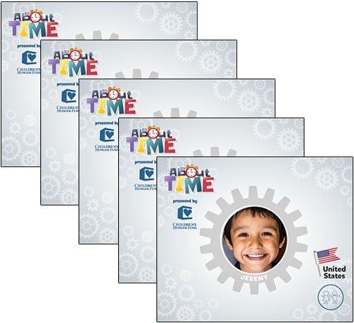 Time Lab Child Slides