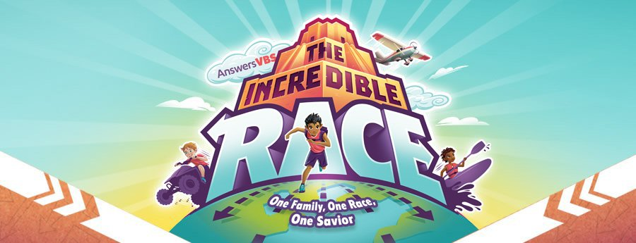 The Incredible Race: Exploring God's Love for the Nations