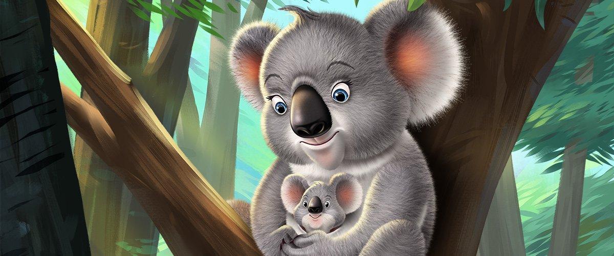 Koala Paula